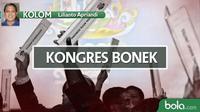 Kolom Lilianto Apriandi Kongres Bonek (Bola.com/Adreanus Titus)