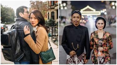 Artis Ini Cinlok dan Menikah dengan Kru Tv dan Jurnalis Tempatnya Syuting