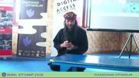 Tangkapan layar Webinar Rural ICT di Kampung Adat Ciptagelar