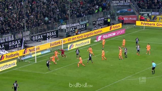 Borussia Monchengladbach harus puas berbagi angka 3-3 ketika menjamu Hoffenheim dalam lanjutan Bundesliga. Kedua tim saling bergan...