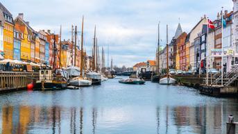 20 Kota Teraman di Dunia, Kopenhagen Raih Posisi Puncak