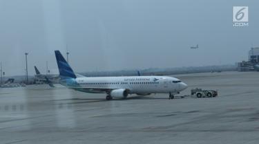Garuda Perbolehkan Ambil Video dan Foto di Pesawat