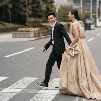 Ketahui maskawin dari Baim Wong untuk Paula Verhoeven. (instagram/baimwong)