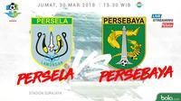 Persela Lamongan Vs Persebaya Surabaya (Bola.com/Adreanus Titus)