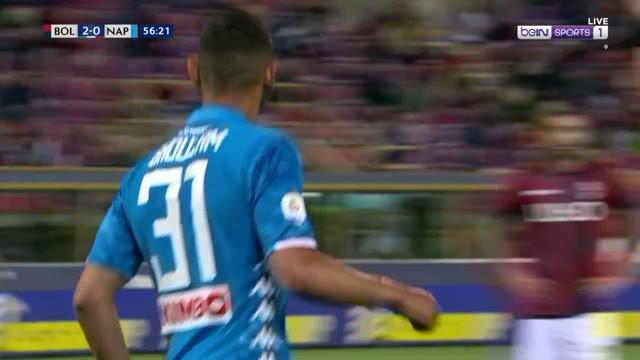 Berita video highlights Serie A 2018-2019 antara Bologna melawan Napoli yang berakhir dengan skor 3-2 di Stadio Renato Dall'Ara, Sabtu (25/5/2019).