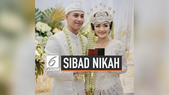 Siti Badriah dan kekasih, akhirnya resmi menikah hari ini, kamis (25/7) di Bekasi, Jawa Barat.