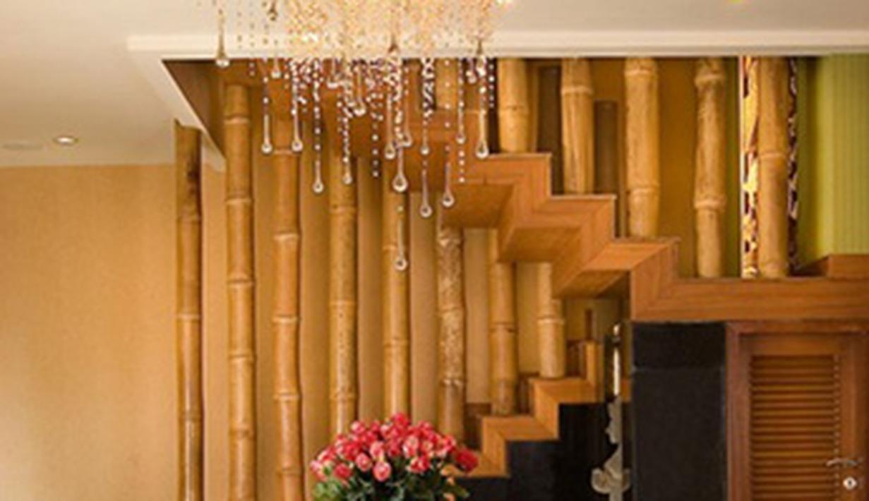 42 Gambar Rumah Kreatif Dari Bambu HD Terbaik