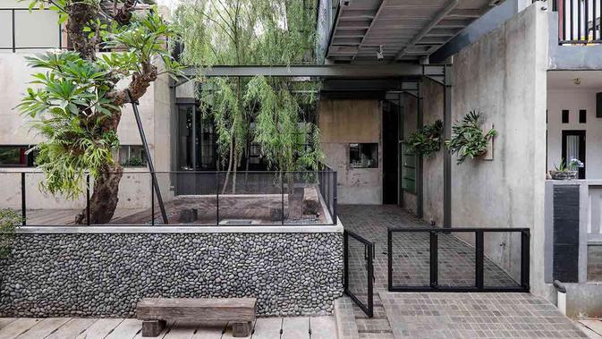 8 Desain Pagar Minimalis Yang Bikin Tampilan Rumah Makin Keren - Lifestyle  Liputan6.com