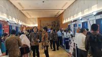Bank Indonesia (BI)  melakukan soft launching QR Code Indonesia Standard (QRIS) pada Senin, (27/5/2019).