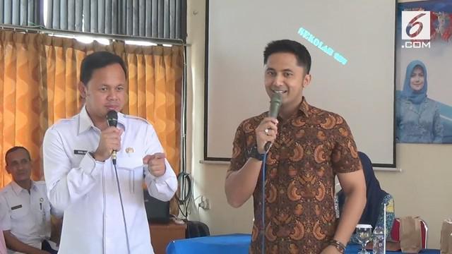 Wakil Bupati Bandung Barat, Hengky Kurniawan, berguru pada Sekolah Ibu di Bogor untuk mempelajari masalah solusi keharmonisan keluarga.