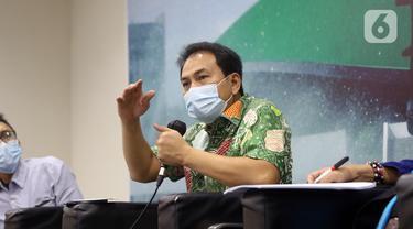 FOTO: DPR Gelar Diskusi Bahas RUU Kejaksaan