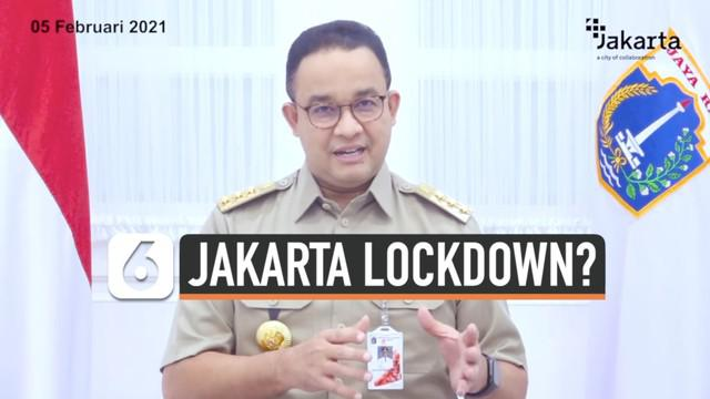 Belakangan ramai diperbincangkan soal rencana lockdown akhir pekan di Jakarta untuk mencegah penyebaran Covid-19. Benarkah langkah tersebut akan diambil Pemerintah DKI Jakarta?