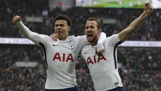 Spurs Minim Gelar, Kane Berpeluang Pindah MU