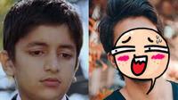 Arjan Singh Aujla, pemeran anak Sharukh Khan di 'My Name is Khan', kini tampil macho. (Sumber: Instagram/@arjanaujla_)