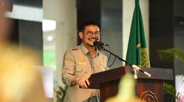 Mentan SYL Rangkul Para Senior dan Mantan Menteri untuk Memajukan Pertanian Indonesia