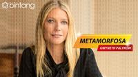 Metamorfosa Gwyneth Paltrow. (DI: Nurman Abdul Hakim/Bintang.com)