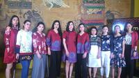 Minimal luncurkan 12 gaya pakaian modern yang dipadukan dengan detail yang tradisional. (dok. Liputan6.com/Esther Novita Inochi)