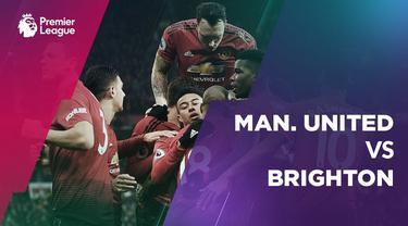 Berita video statistik pertandingan Manchester United Vs Brighton and Hove Albion dalam laga pekan ke-23 Premier League yang berlangsung di Old Trafford, Sabtu (19/1/2019).