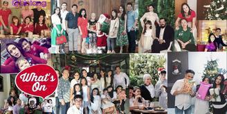 Merayakan Hari Natal bersama keluarga merupakan moment yang sangat dinantikan.