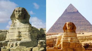 5 Fakta Unik Tentang Sphinx, Sebuah Seni Dalam Legenda Mesir