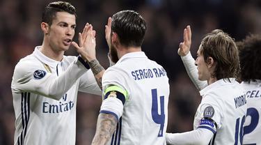Real Madrid, Napoli, Liga Champions