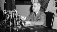 Presiden ke-33 AS Harry S. Truman (AP)