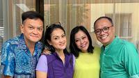 NiTaTaDi beranggotakan Ronni Waluya, Rita Effendy, Netta Kusumah Dewi dan Hedi Yunus.