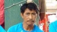 Mantan pemain PSM Makassar dan Timnas Indonesia Era 80-an, Rohandi Yusuf, tutup usia pada Jumat (27/12/2019) pagi WITA. (Bola.com/Abdi Satria)