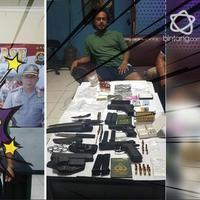 Kapolres Denpasar meluruskan informasi tentang kabar penangkapan yang sebelumnya di duga adalah Gathan, suami Dina Lorenza.