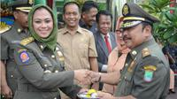 Bupati Karawang Jawa Barat Cellica Nurrachadiana. (Liputan6.com/www.jabarprov.go.id)