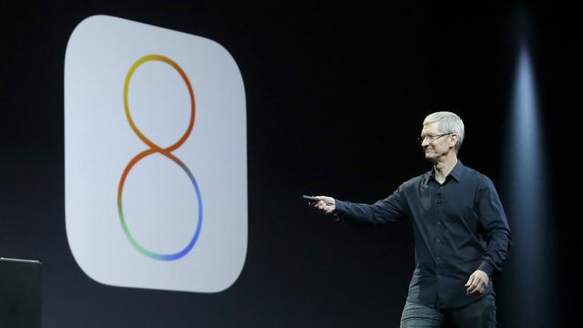 Apple Resmi Luncurkan iOS 8