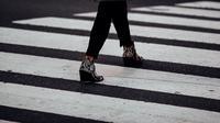 Ilustrasi pejalan kaki tunanetra. foto Jon Tyson Unsplash