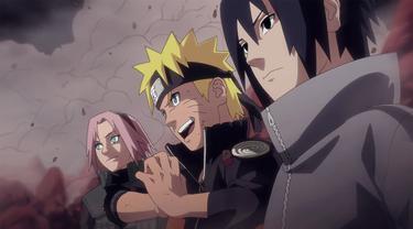 Naruto Tamat di Jepang November 2014