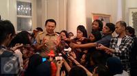 Gubernur Basuki Tjahaja Purnama (Ahok) (Liputan6.com)