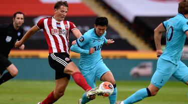 Sheffield United Permalukan Tottenham Hotspur 3-1
