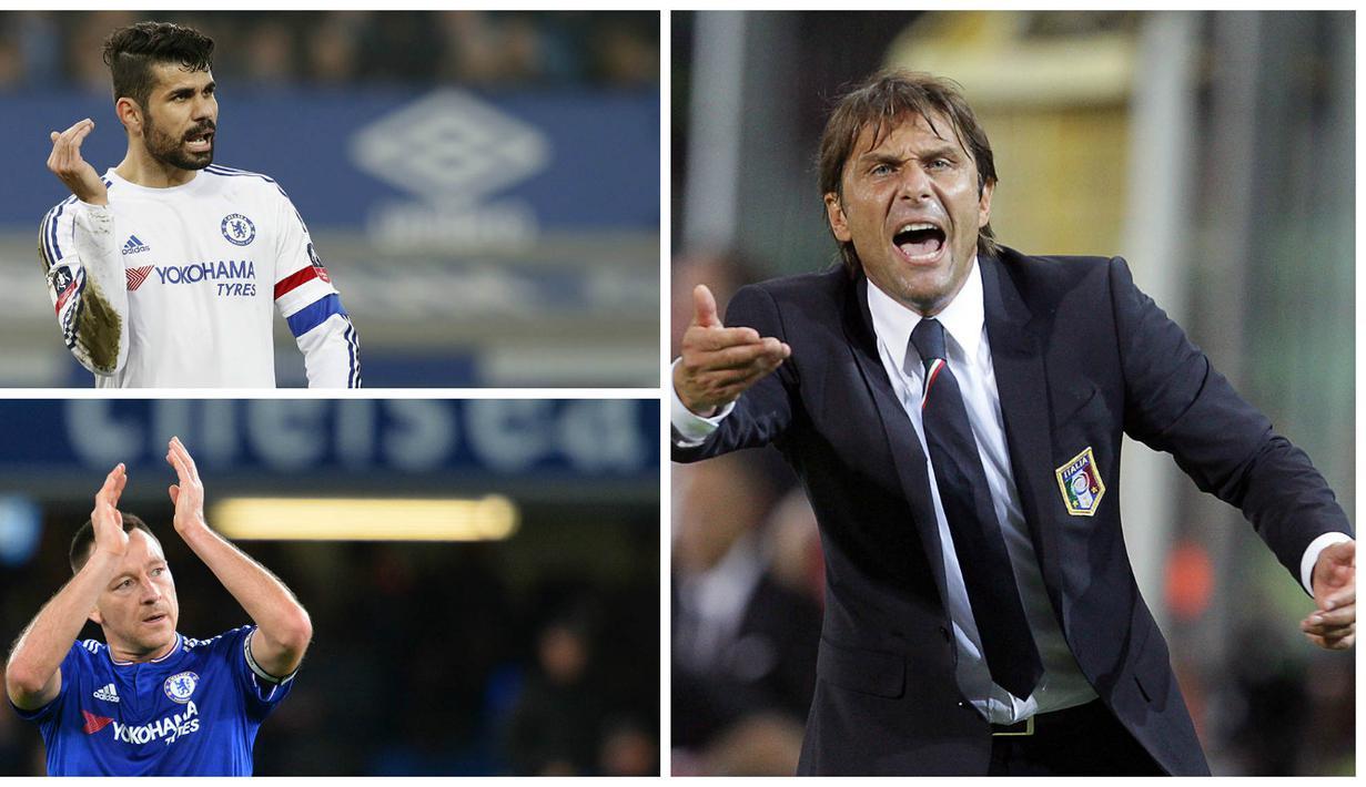 Antonio Conte sudah memutuskan untuk tidak memperpanjang kontrak bersama Italia pasca Euro 2016, hal ini membuatnya semakin dekat dengan Chelsea. Jika jadi gabung bersama The Blues, 6 pemain ini layak masuk daftar jual mantan pelatih Juventus itu.