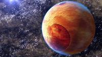 Ilustrasi Planet di Luar Tata Surya. Kredit: Deviantart/Extrasolar