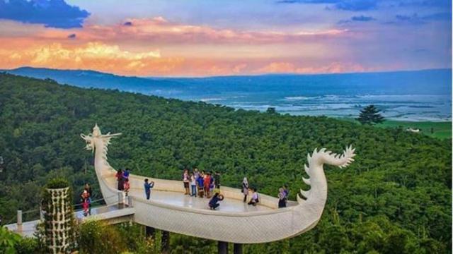Mudik Lebaran Sekaligus Jalan Jalan Ke Destinasi Wisata Di
