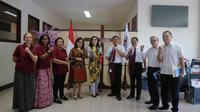 Gereja Masehi Injili di Minahasa (GMIM) mendukung pelestarian lingkungan dan peningkatan kesadaran masyarakat dalam perburuan satwa yang dilindungi.