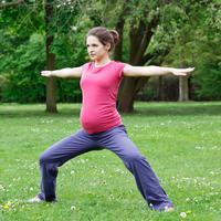 Olahraga yang tepat untuk ibu hamil. (Sumber foto: parenting.com)