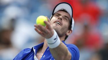 Andy Murray Kalah dari Petenis Prancis di Cincinnati Masters