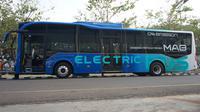 Bus Listrik Garuda Indonesia (Dok: Garuda Indonesia)