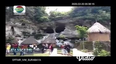 Kawasan wisata alam Setigi yang terletak di Gresik, Jawa Timur, merupakan lahan bekas tambang kapur. Pihak pengembang dengan giat melakukan pengembangan sehingga kawasan wisata Setigi memiliki nuansa unik transportasi tradisional.