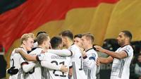Tim nasional Jerman (DANIEL ROLAND / AFP)