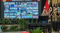 Kapolri Jenderal Listyo Sigit Prabowo. (Dok Divisi Humas Polri)