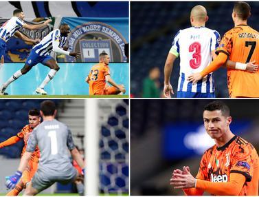 FOTO: Fakta Menarik di Laga FC Porto Kontra Juventus, Bukan Sekedar Ajang Reuni Pepe dan Ronaldo