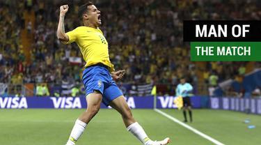 Para pemain ini menjadi  peraih man of the match sementara ini di Piala Dunia 2018. Siapa sajakah?