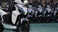 Motor listrik Gesits untuk PLN (Instagram @Gesitsmotors)