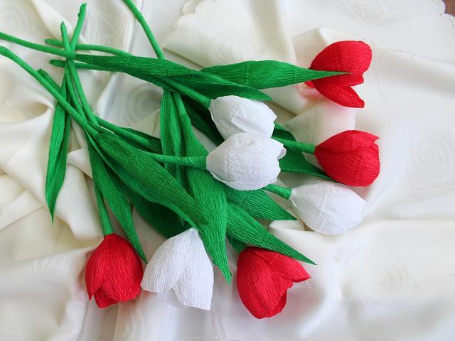Cara Membuat Bunga Dari Kertas Krep Ini Mudah Bisa Dipraktikkan Di Rumah Citizen6 Liputan6 Com
