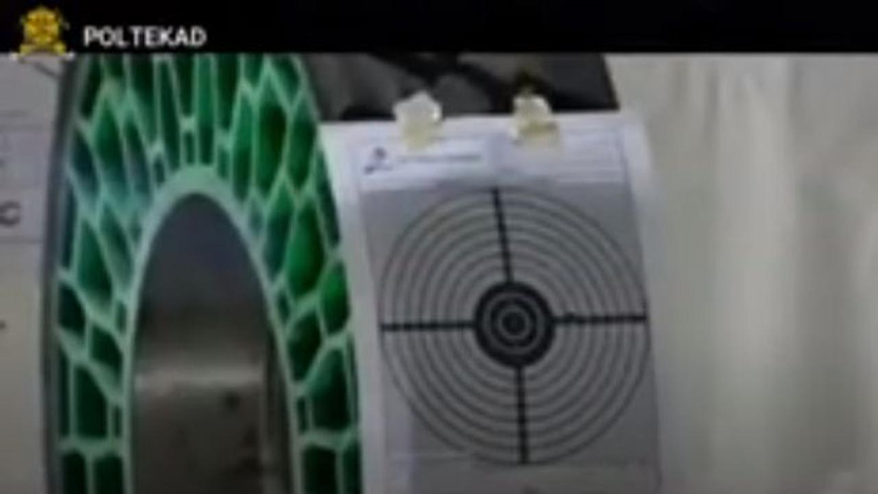 Ban tanpa udara buatan TNI (Youtube/Puspen TNI)
